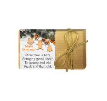 božićni pokloni s porukom