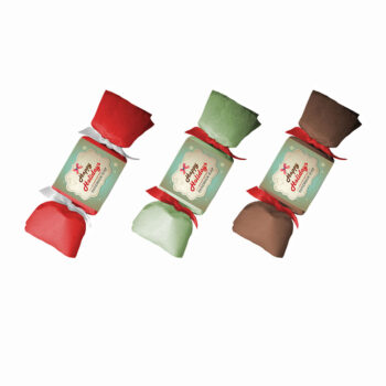 Merry Christmas soap