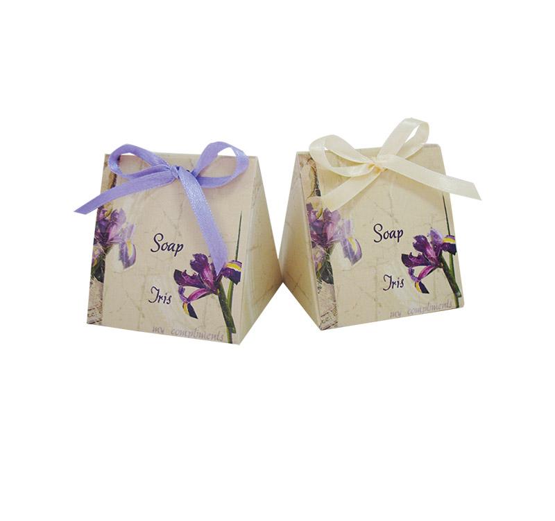 Iris-Soap bar 70 g carton box-IRI345