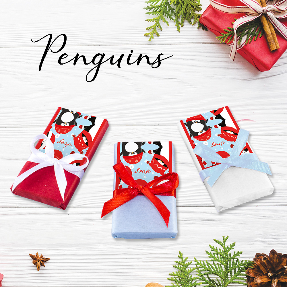 Christmas collection Penguins