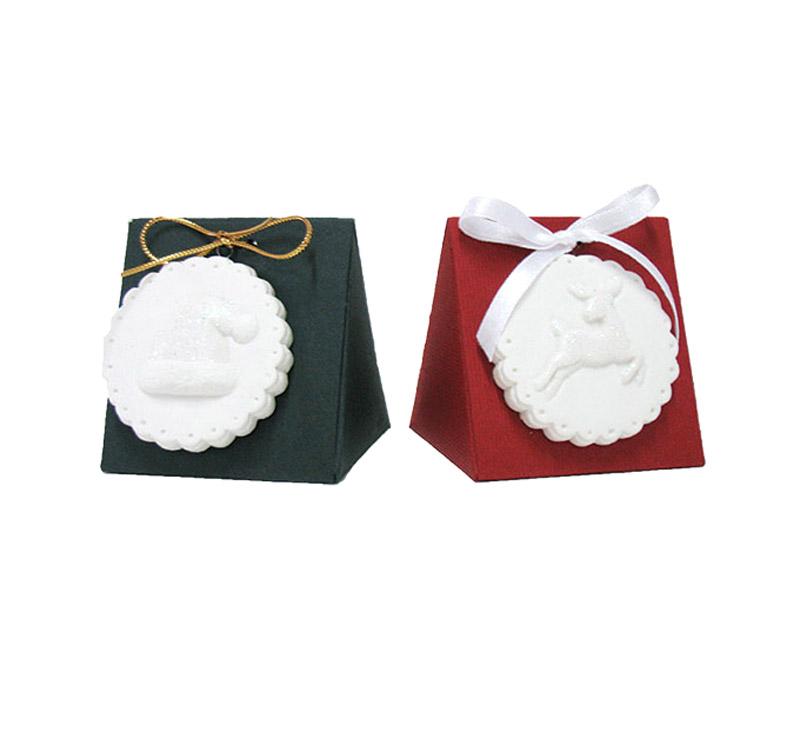 Santa Claus-Soap bar 70 g carton box-SAN345P