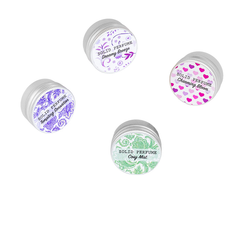 prirodni čvrsti parfem