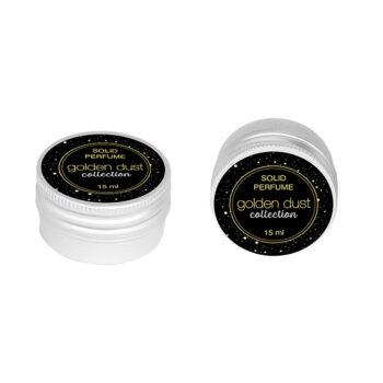 čvrsti parfem crno zlatni