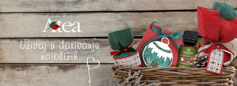 Ateini Božićni Pokloni