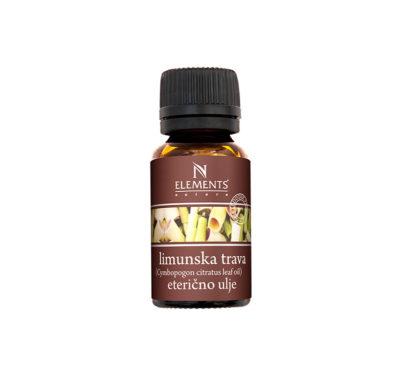 eterično ulje limunska trava