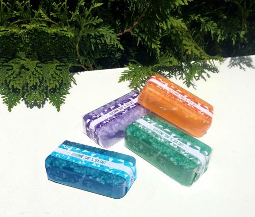 Glicerinski sapuni s morskom soli